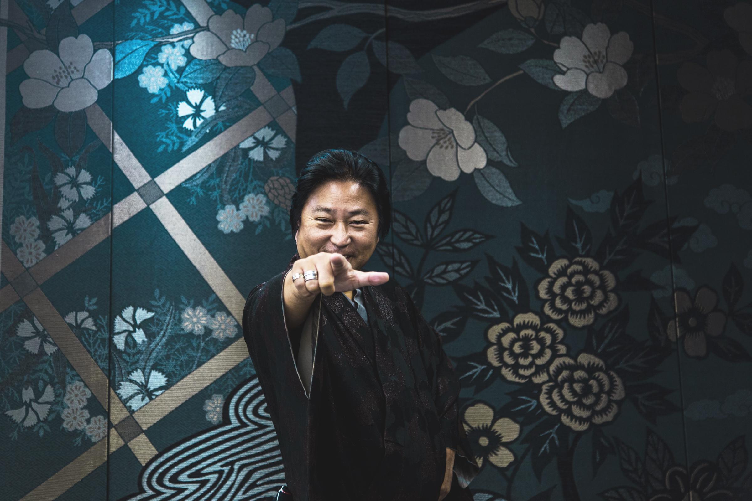 斉藤上太郎氏対談