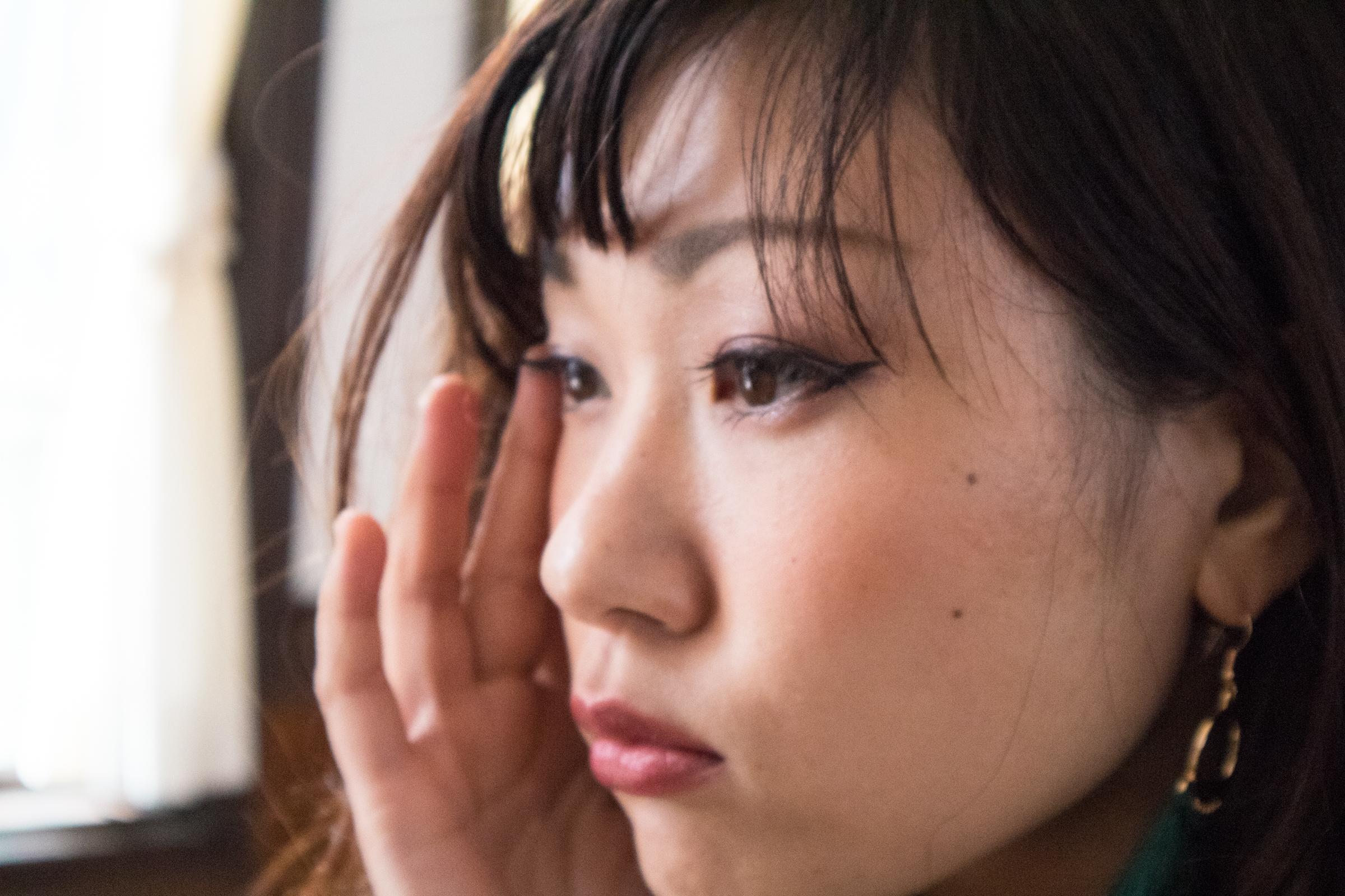 フミちゃんの憂鬱Natsuki's HaCcOoo Lab @ Oden labo