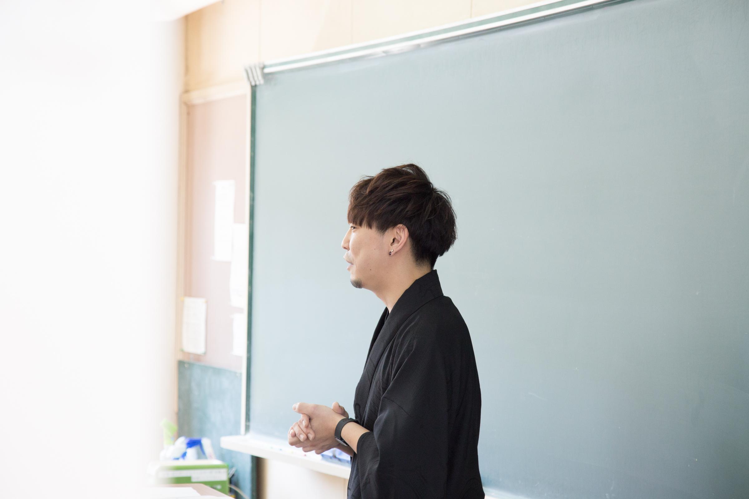 高校デビュー矢島